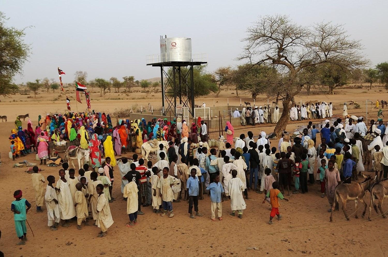 لە دارفۆر 243 كەس بوونە قوربانی