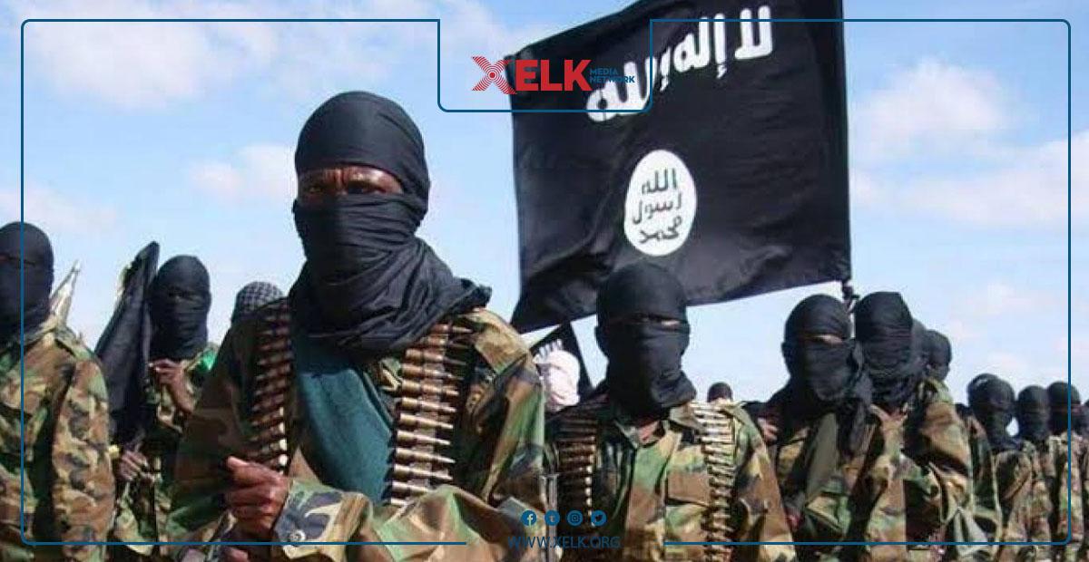 داعش چەكی ركابەرەكان
