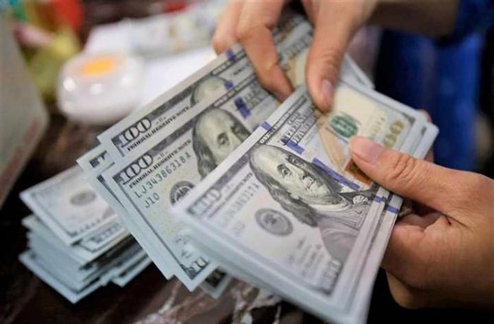 دۆلار بەهاكەی گەیشتە بەرزترین ئاست
