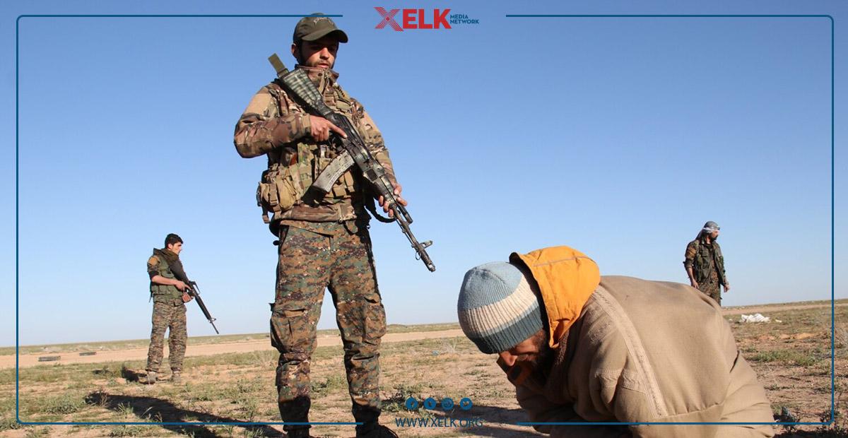 هەسەدە؛ 100 داعشی عیراقى ڕادەستی بەغدا كردەوە