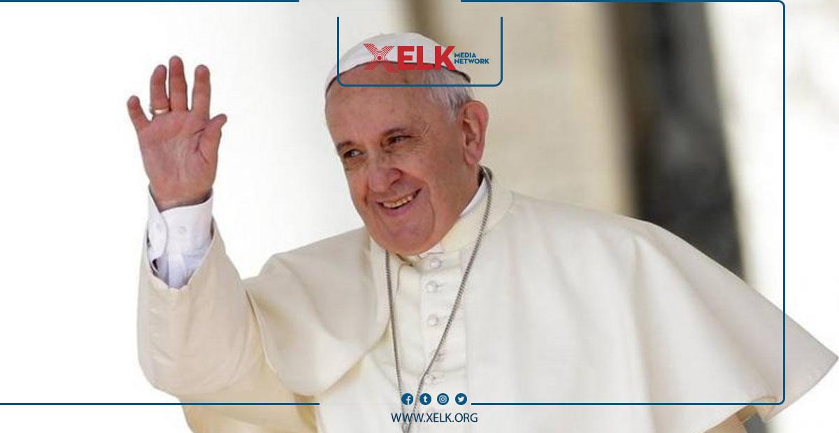 پاپا فرانسیس؛ بیرم لای ئێزیدییەکانە کە زۆر زۆر تاڵییان چەشت