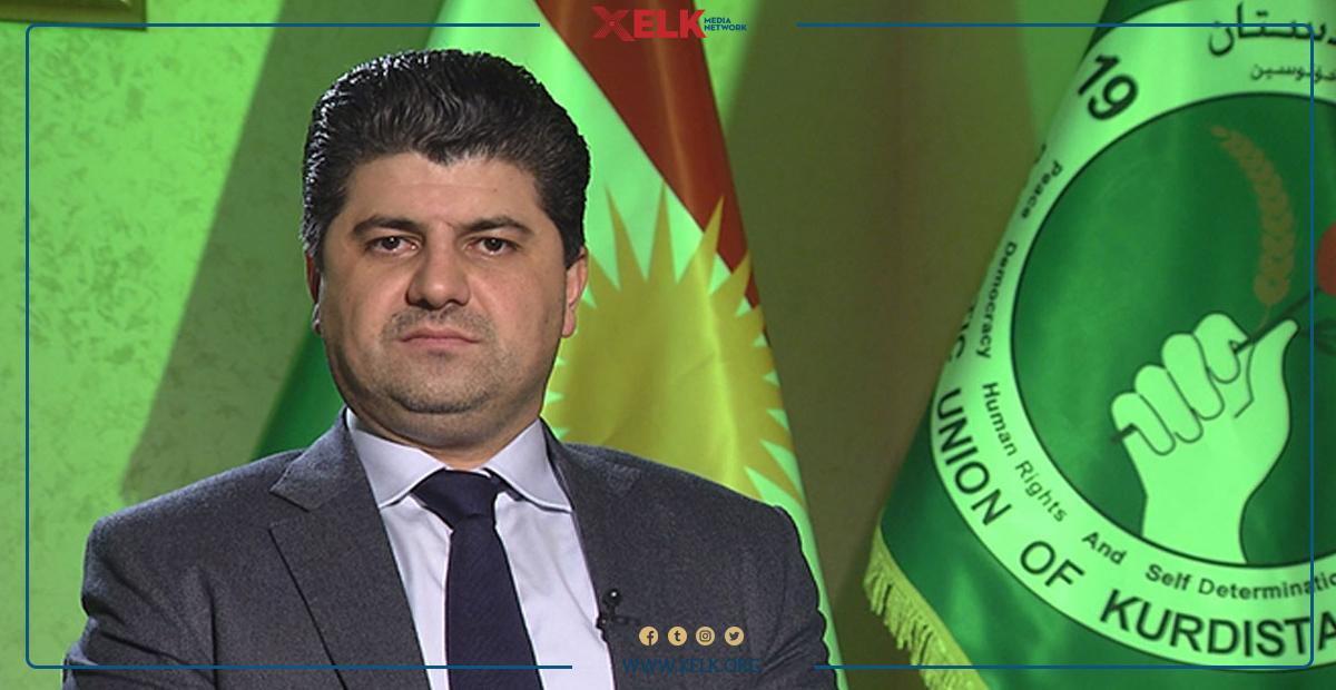 لاهور شێخ جەنگی سەرۆكایەتی هاوپەیمانی كوردستان دەكات