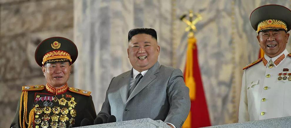 دوای زیاتر لە ساڵێک، خانمی یەکەمی کۆریای باکوور دەرکەوتەوە