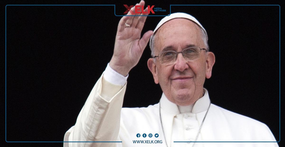 پاپا فرانسیس: بەیانی بەرەو عیراق بەڕێدەكەوم