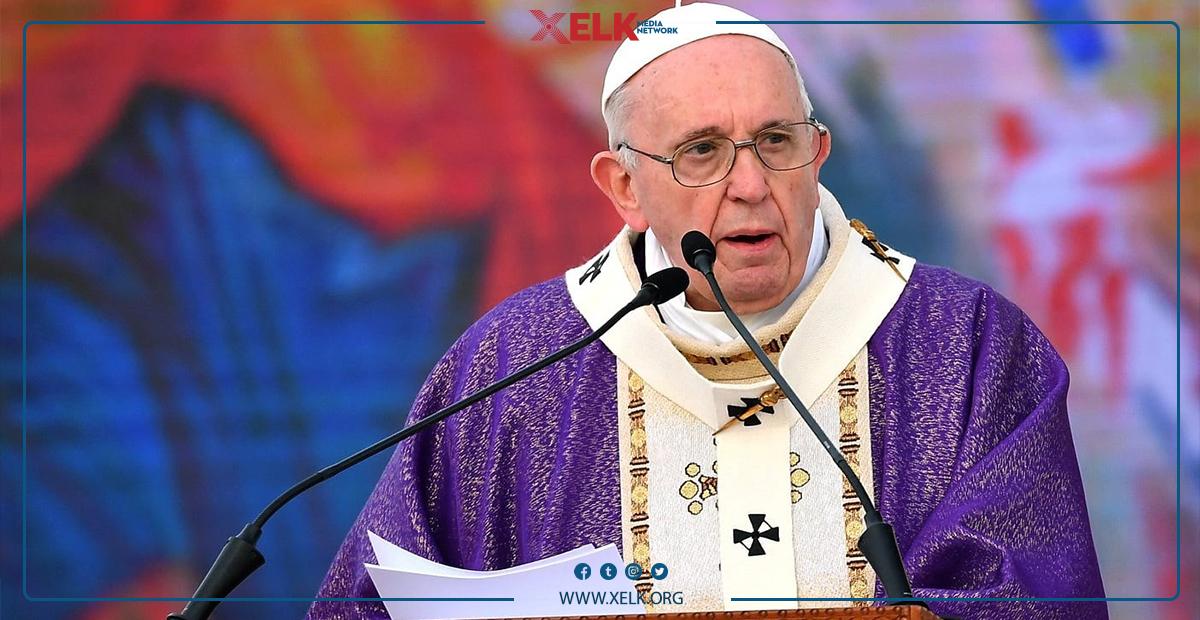 پاپا فرانسیس: نابێت هیلاكبین لە بڵاوكردنەوەی ئاشتی و برایەتی هاتووین ئەو پەیامە بگەیەنین