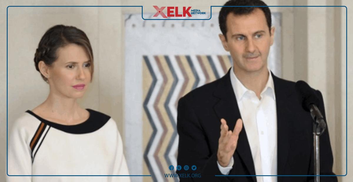 سەرۆكی سوریا و هاوسەرەكەی تووشی كۆرۆنا بوون