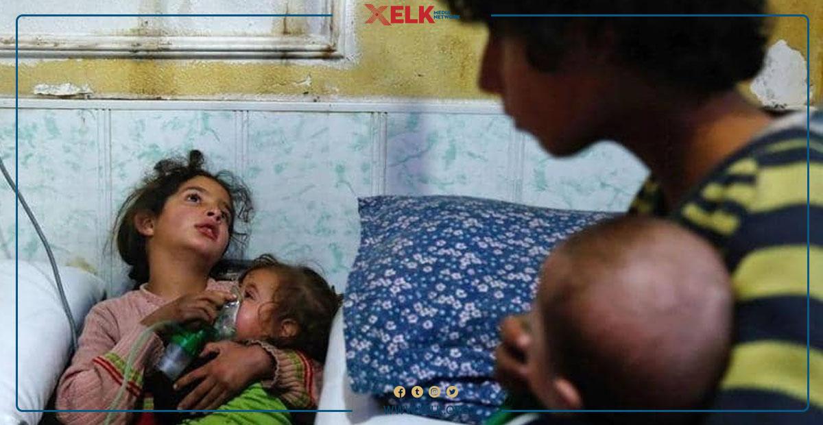 ڕێكخراوی قەدەغەكردنی چەكی كیمیایی سزای سوریا دەدات