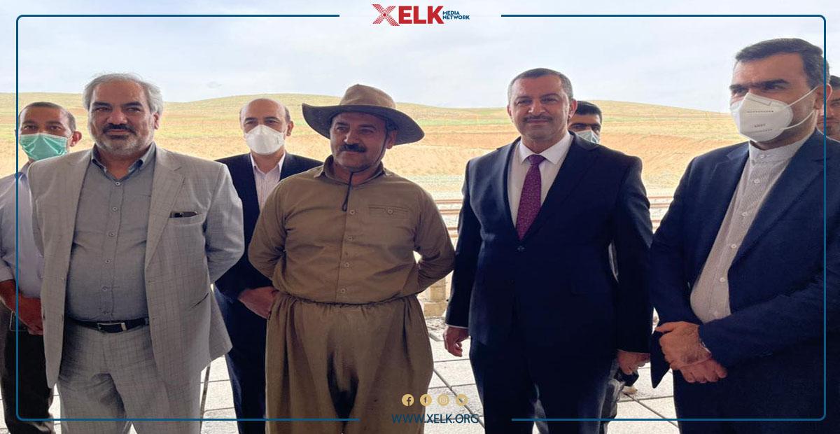 هەڤاڵ ئەبوبەكر: هێڵی شەمەندەفەری كوردستان پیرۆزبێت