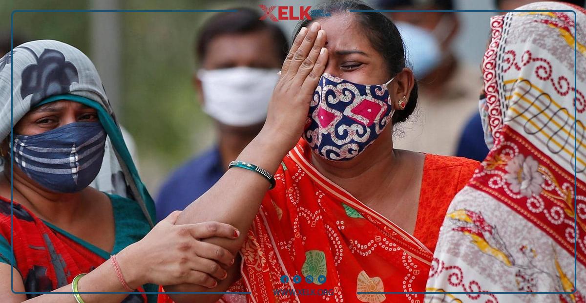 کۆرۆنا، هیندستان پەک دەخات