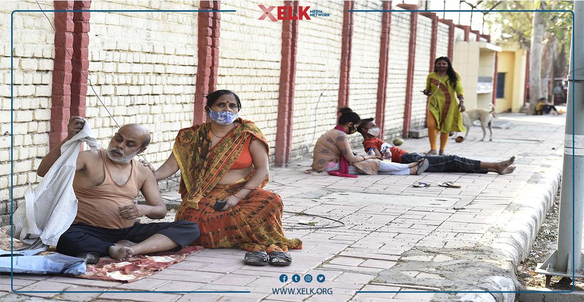 تووشبوانی كۆرۆنا لە هیندستان 31 ملیۆن كەس تێدەپەڕێنن